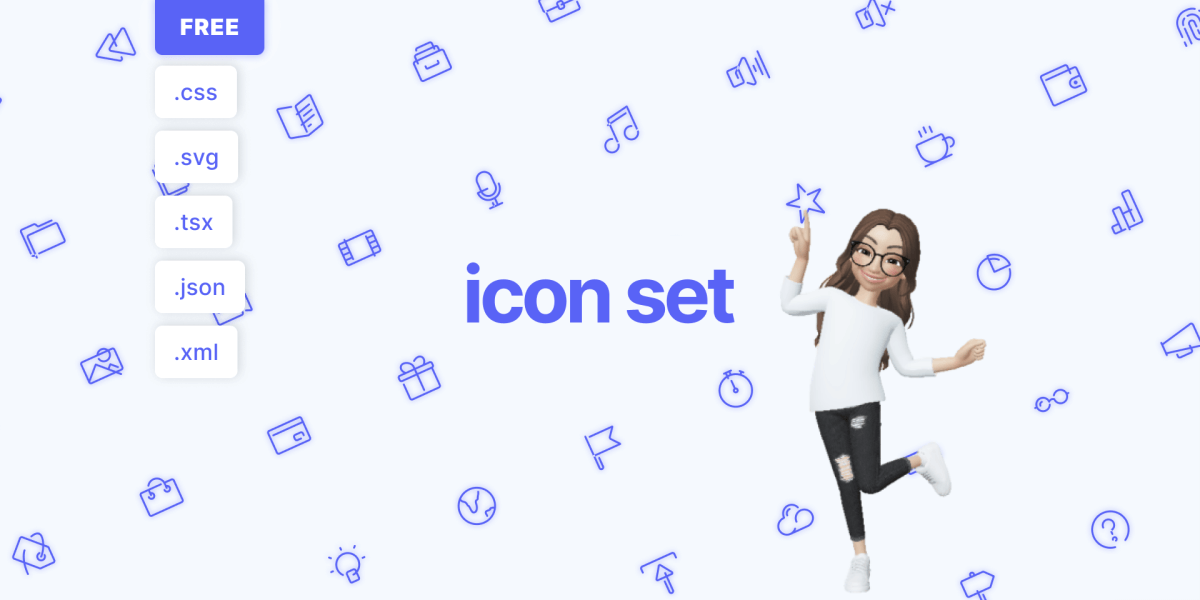 100 Essential Icon Pack