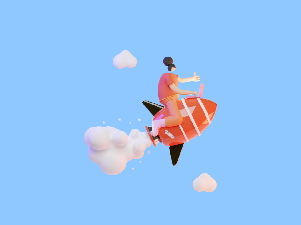 Free 3D Illustration Pack | TemplateDuo