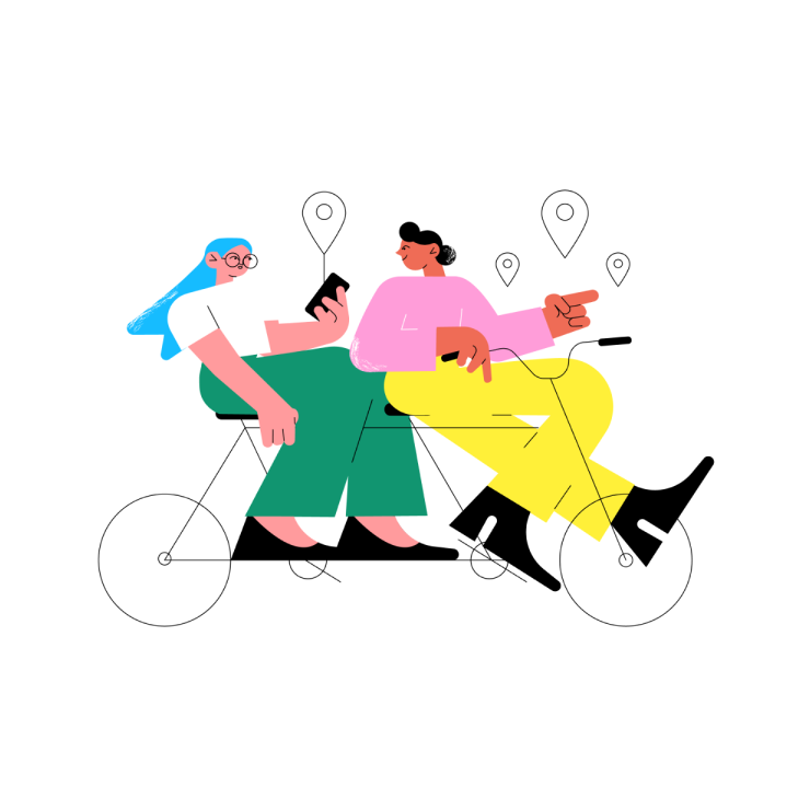 Come Together Illustration Pack Free   TemplateDuo