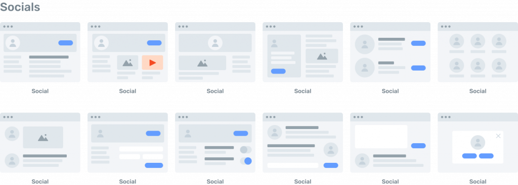 UX Flowchart Cards Free | TemplateDuo