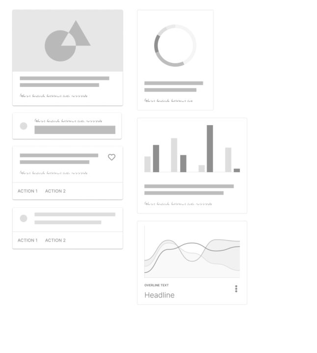 Wireframe Component Library Free | TemplateDuo
